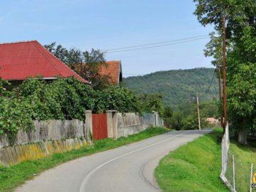 Satul Ticu, comuna Aghireșu, județ Cluj CVA