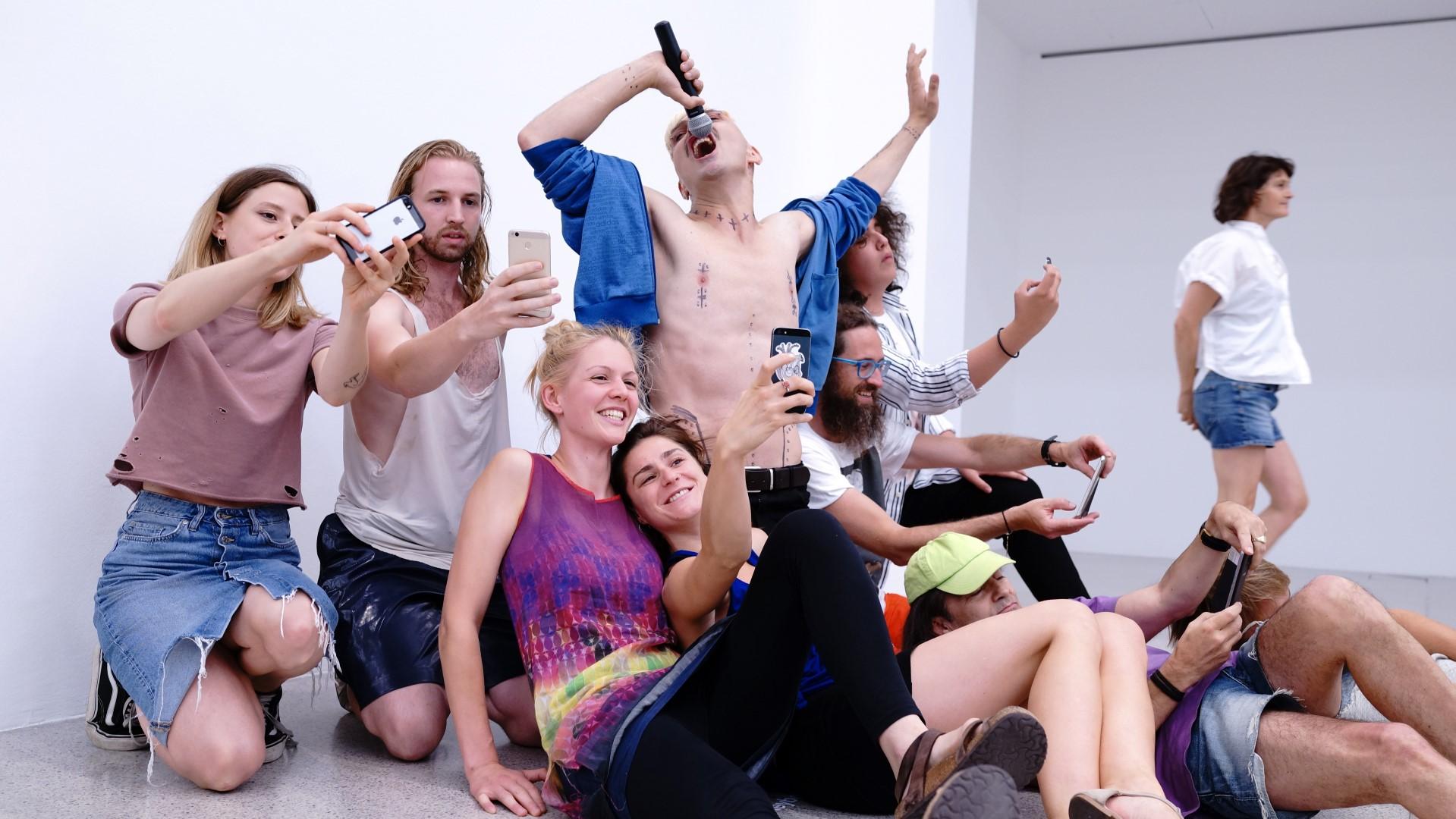 Selfie concert - Kourliandski