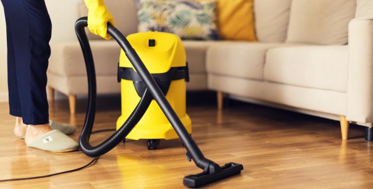 Servicii de curățenie la domiciliu