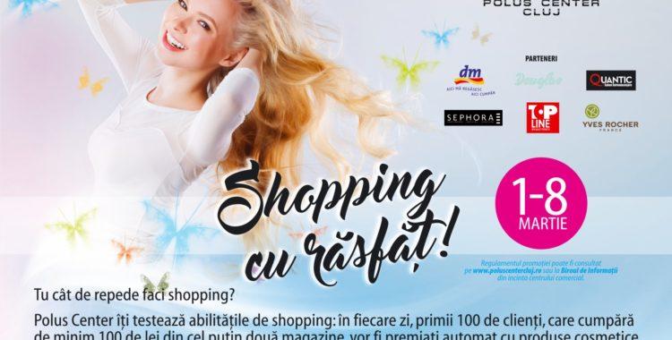 Shopping cu răsfăț la Polus