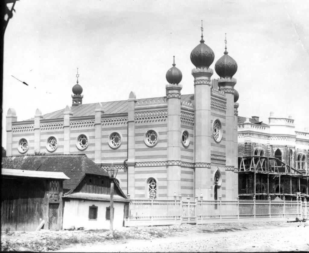 Sinagoga Neologă de pe strada Horea