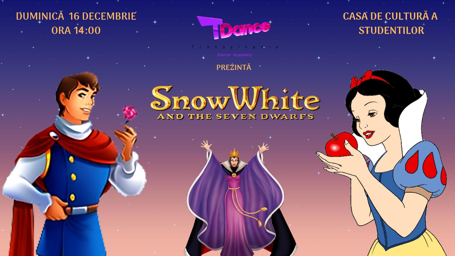 Snow White - afis