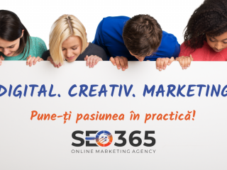 """""""Digital. Creativ. Marketing"""" – Stagii de practică pentru studenții din regiunea Nord-Vest"""