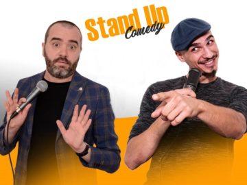 Stand-up Comedy cu Cristian Dumitru & Bogdan Zloteanu