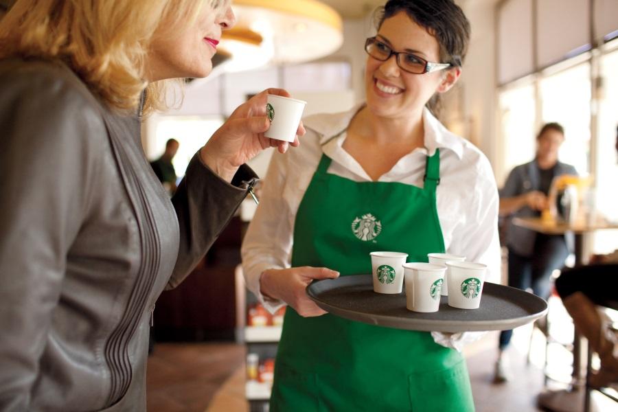 Starbucks a inaugurat ieri o nouă cafenea în Cluj la VIVO!