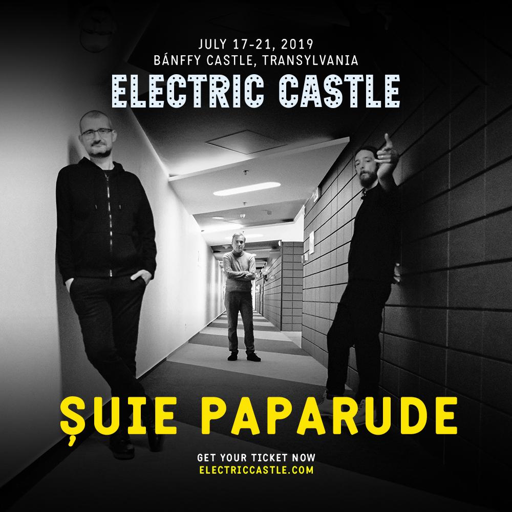 artiști români la electric castle 2019