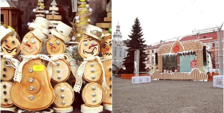 Târgul de Crăciun Cluj 2016