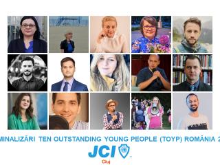 JCI Cluj promovează tinerii cu rezultate remarcabile