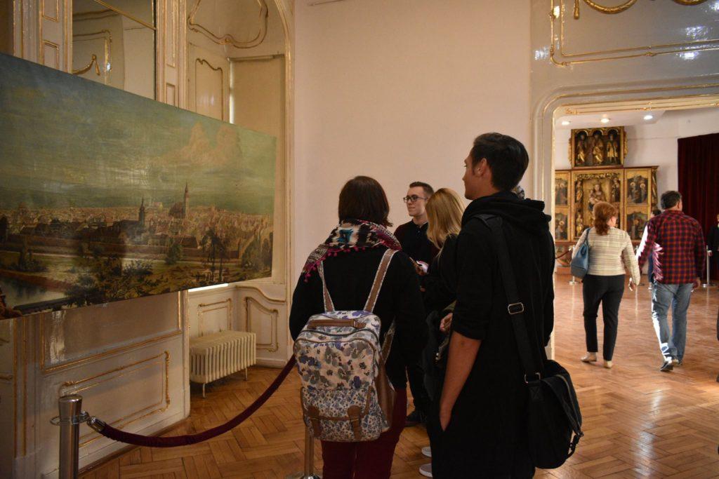 Tablou Facebook Muzeul de Artă Cluj-Napoca