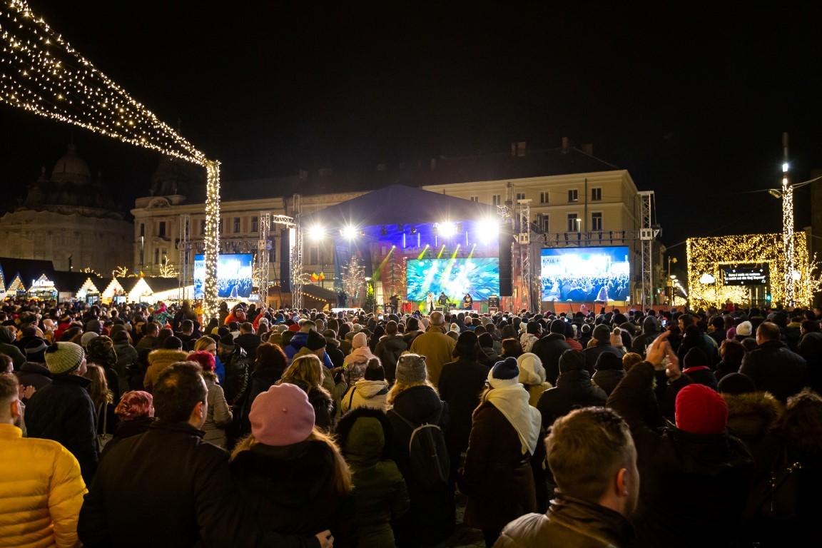 Târgul de Crăciun Cluj-Napoca 2019 | foto: Radu Pădurean
