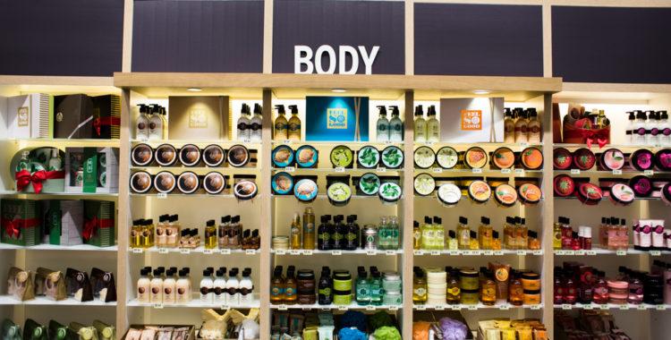 LA IULIUS MALL CLUJ s-a inaugurat magazinul THE BODY SHOP