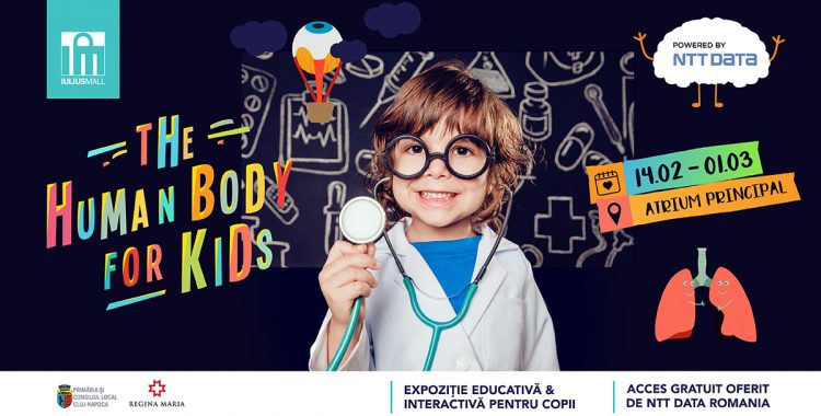 The human body for kids
