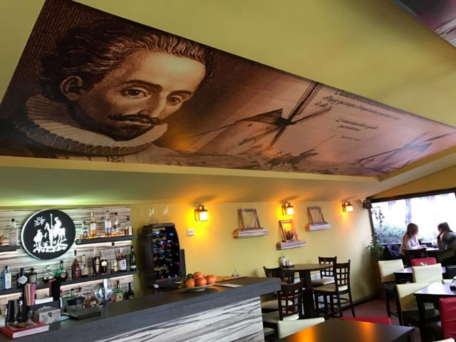 Restaurant Toledo Cluj
