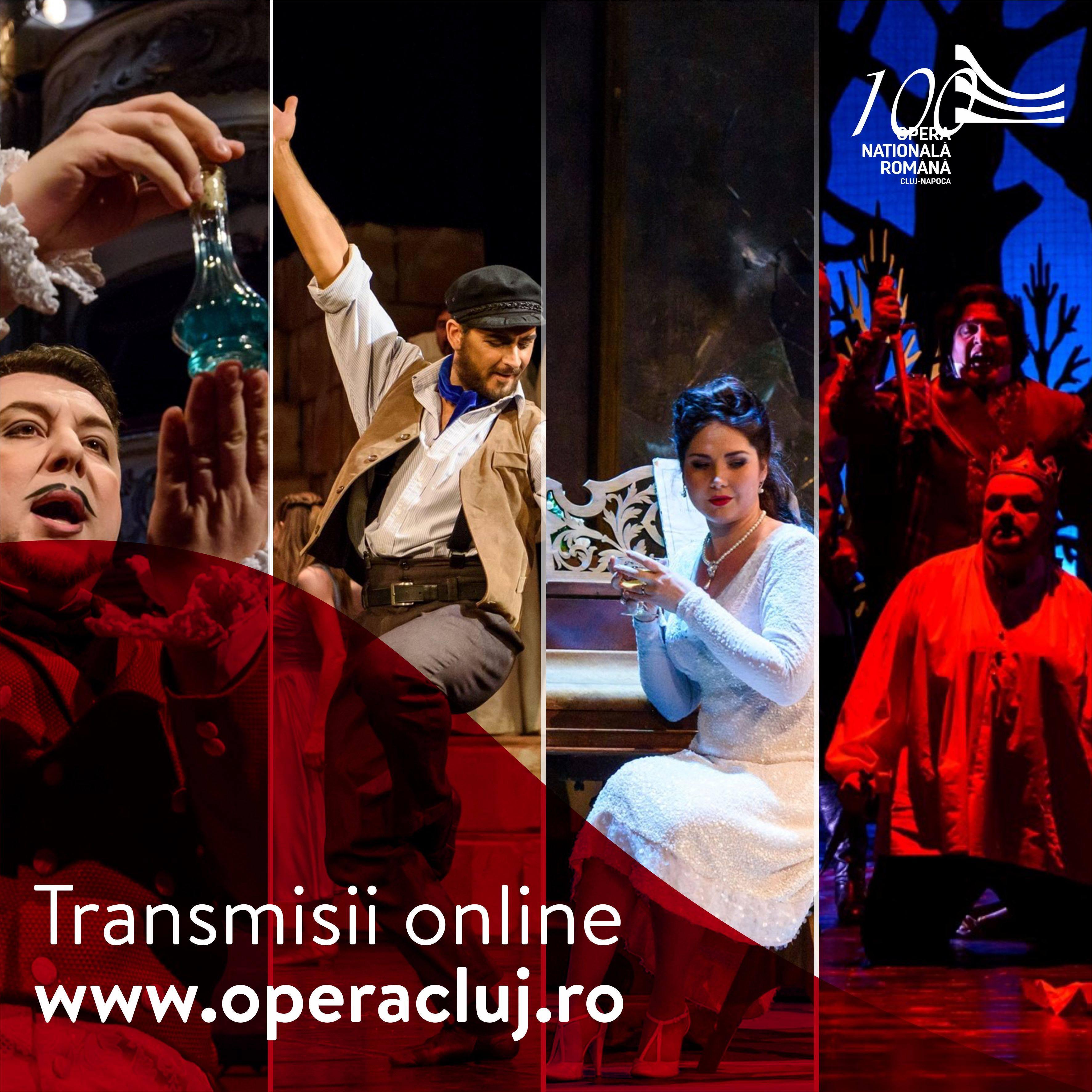 opera cluj live