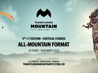 """Începe Transylvania Mountain Festival 2020 – """"Povești Verticale"""""""