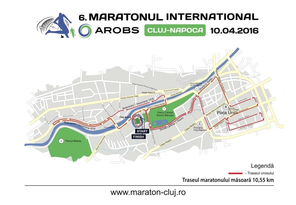 Maratonul Cluj