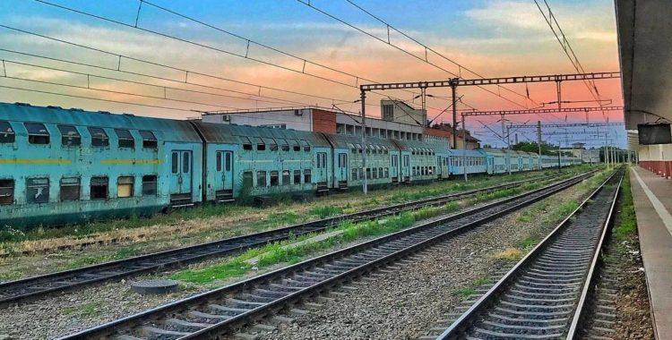 Tren metropolitan în Cluj