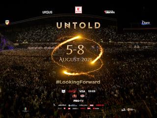 UNTOLD 2021 își va redeschide porțile în perioada 5-8 august!
