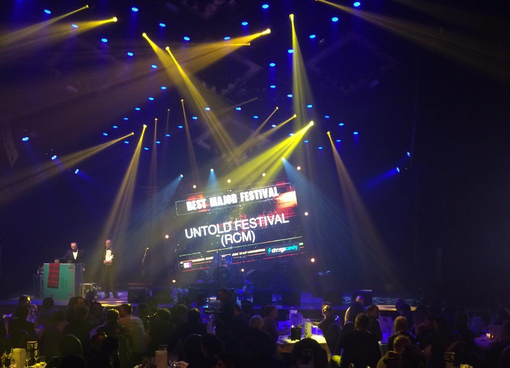 untold a castigat best major festival european festival awards 2015 2016