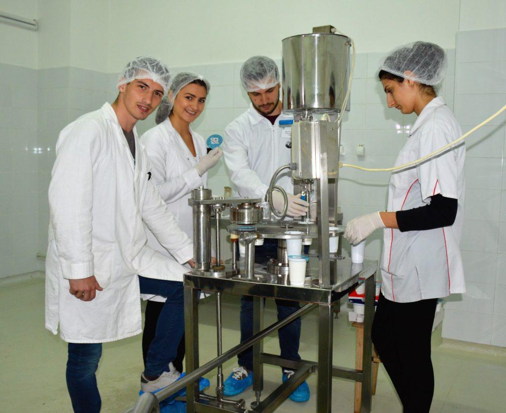 """""""Gourmeticus Academicum"""" - un nou brand de produse alimentare Universitatea de Științe Agricole și Medicină Veterinară Cluj-Napoca"""