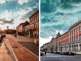 Clujul în 13 fotografii din martie 2020 | Retrospectivă FOTO