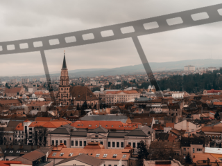 Clujul în filme internaționale | Povești de succes cu cadre din Cluj