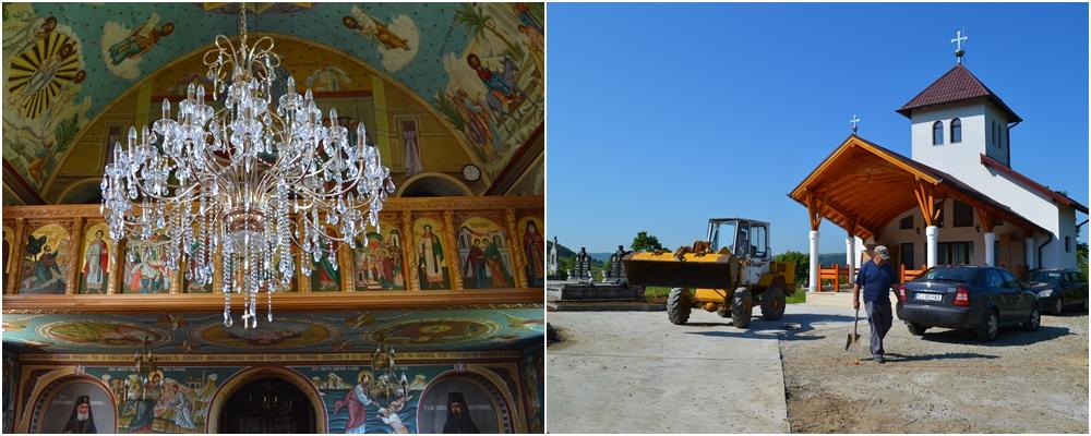 Urisor Cluj biserica si capela