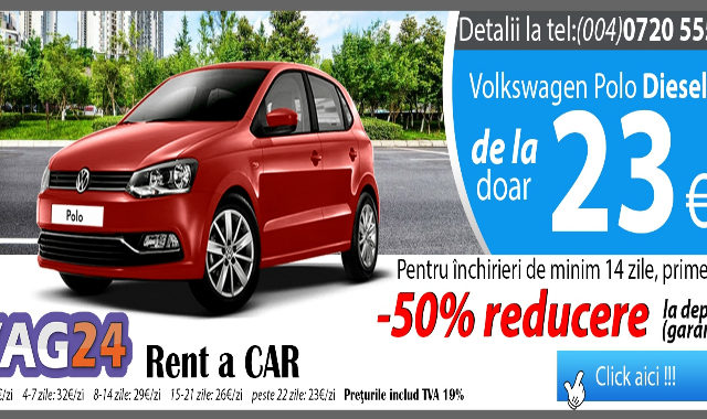 VAG24 rent a car