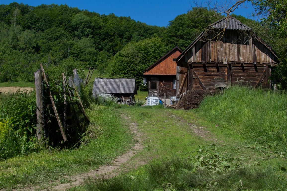 Valea lui Opriș - casa