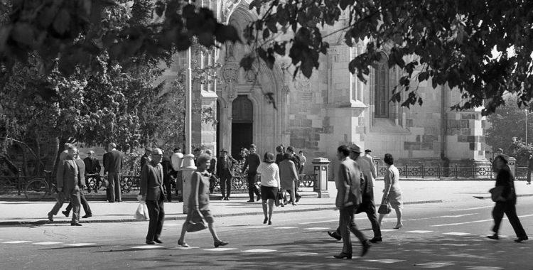 Clujul anilor '70