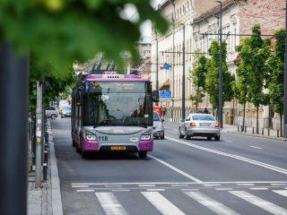 În fiecare vineri: Transport public GRATUIT pentru clujeni
