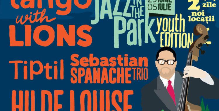 Jazz in The Park organizează 1 mai