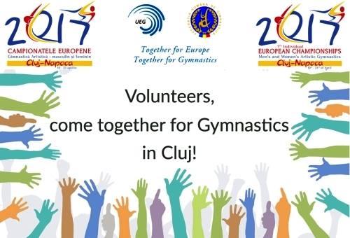 Vreau să fiu voluntar la Cluj! - voluntariat