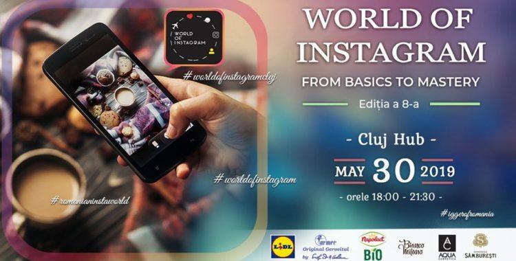 World of Instagram Cluj