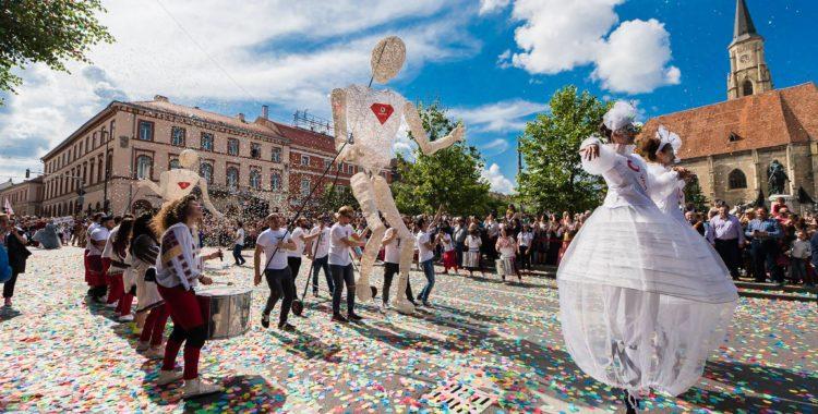 Zilele Clujului festivaluri și evenimente clujene 2019
