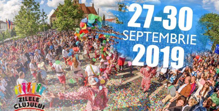 Zilele Clujului 2019 în septembrie