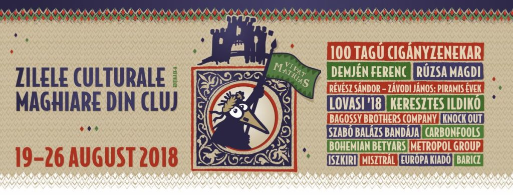 Zilele Culturale Maghiare 2018