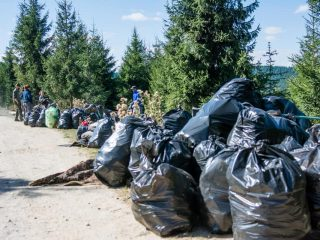 Ziua de Curățenie Generală 2021: activitate organizată în Măguri-Răcătău