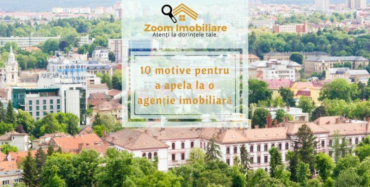 Zoom imobiliare tranzacții imobiliare în Cluj