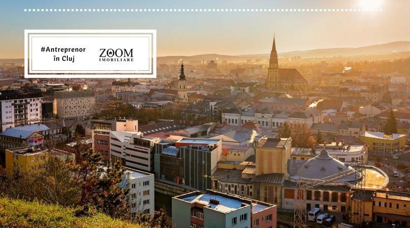 Ce înseamnă să fii tânăr antreprenor în Cluj – în România – și de ce să devii independent financiar? [INTERVIU] | #PiațaImobiliară