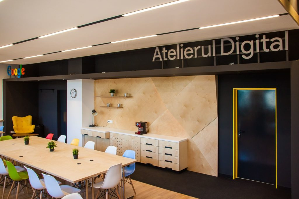 Birouri alternative: spații de coworking în Cluj