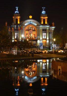 """Teatrul National """"Lucian Blaga"""""""