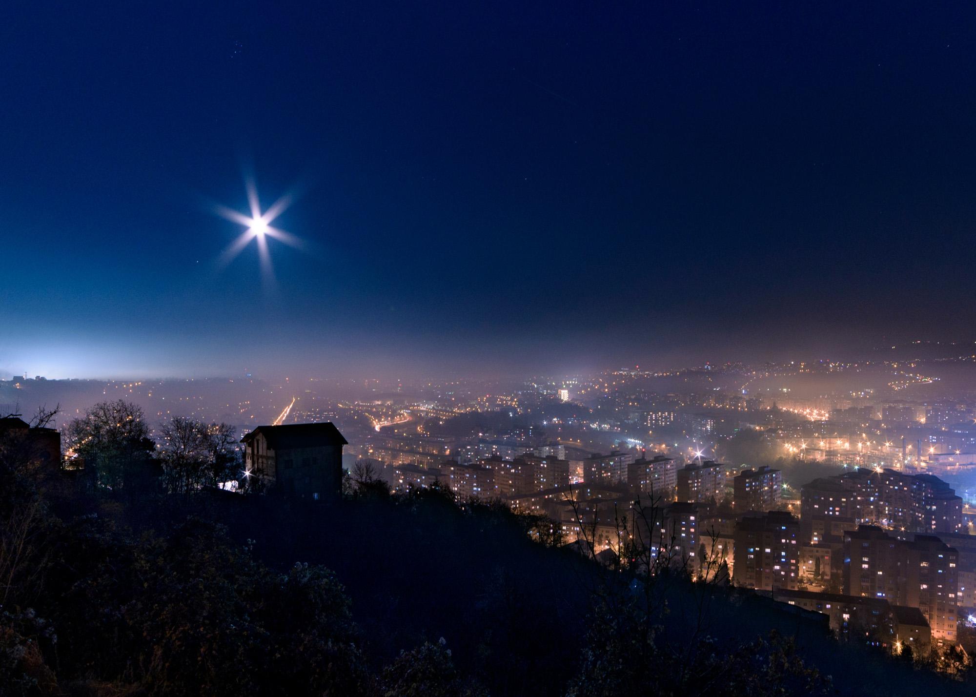 adrian ciorba Clujul in 13 fotografii ale lunii noiembrie