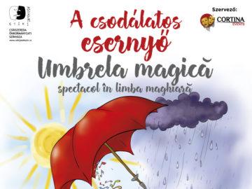 Umbrela magică | Casa de Cultură a Studenților | Evenimente în Cluj | Cluj.com