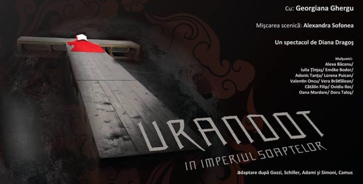 Premiera: Turandot în imperiul șoaptelor