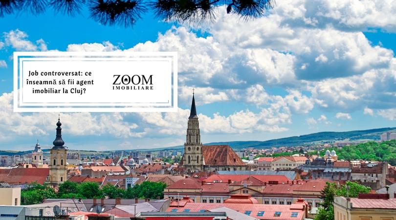 Job controversat: ce înseamnă să fii agent imobiliar la Cluj?