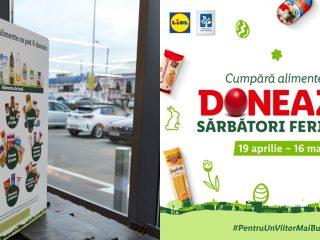 Clujenii pot dona alimente de Paște – Banca Pentru Alimente Cluj
