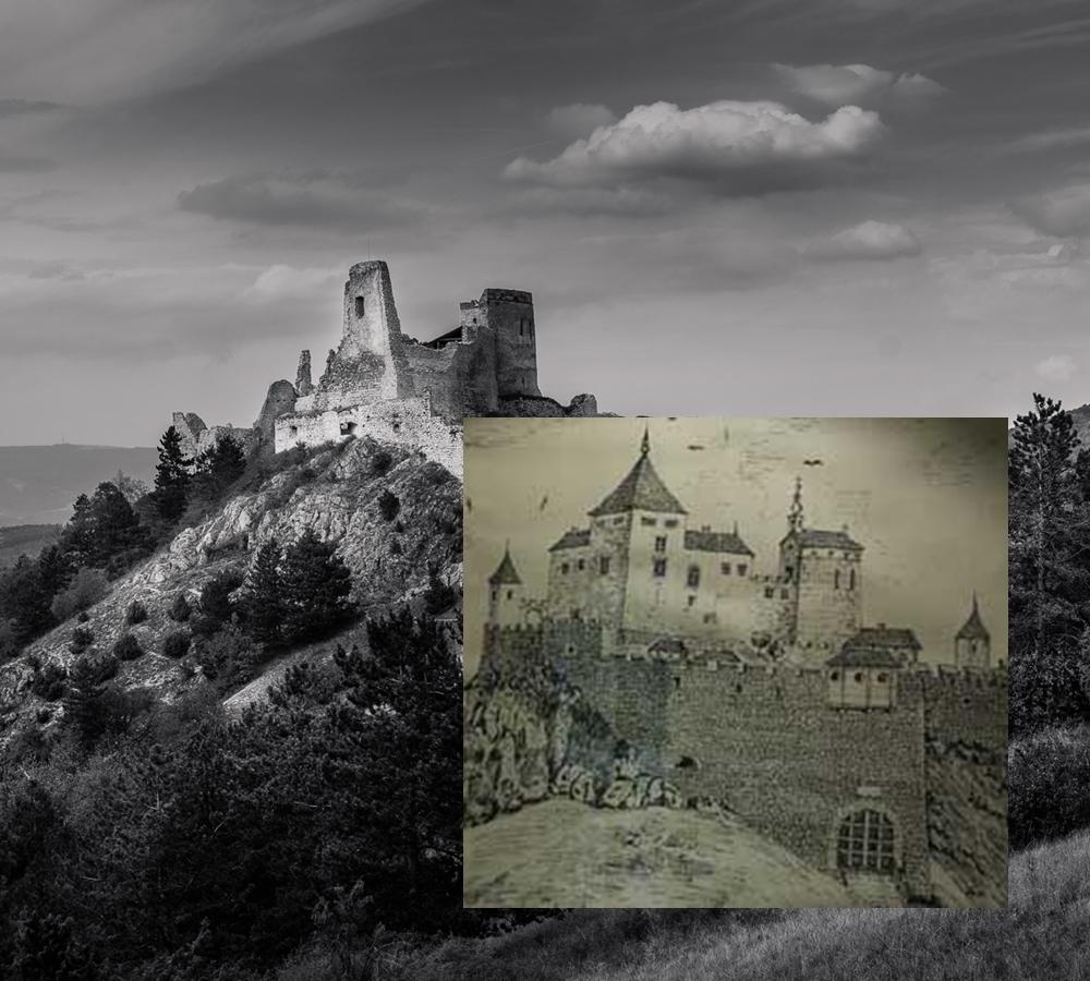 ana bathory - castelul Cachtice, exil elisabeta
