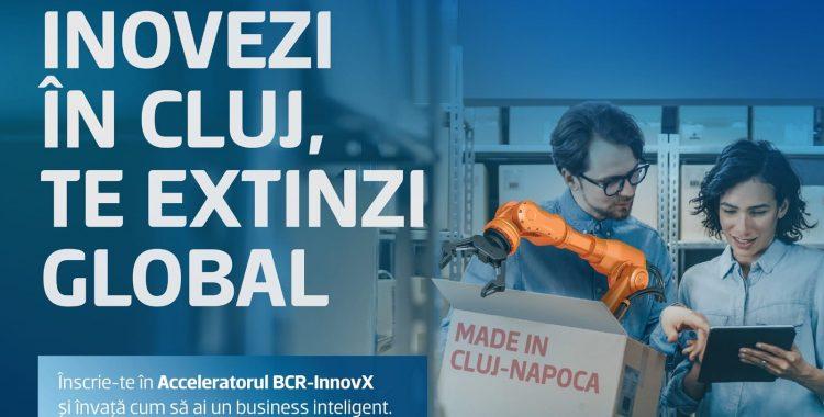 arobs partener bcr innovx accelerator 2