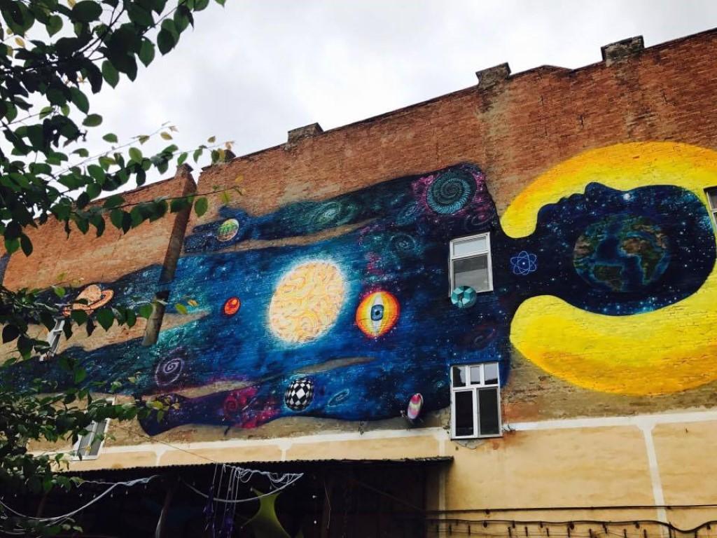 arta stradala in cluj vandalizarea cladirilor (3) (Medium)